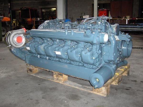 двигатель MAN D2876 LOH 01/02/03/04/05/20/21/23 для автобуса MAN D2876 LOH 01/02/03/04/05/20/21/23