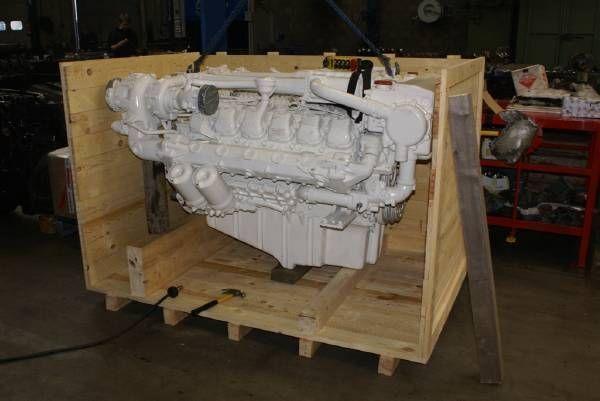 двигатель MAN RECONDITIONED ENGINES для грузовика MAN RECONDITIONED ENGINES