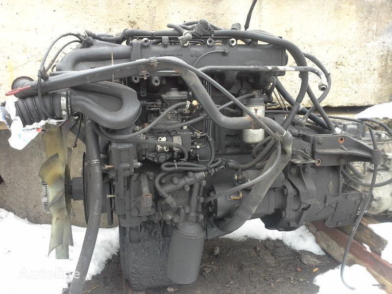 двигатель MAN Мотор МАN 4.6л 163 к.с 114кв простой турбо-дизель 440 тис. для грузовика MAN