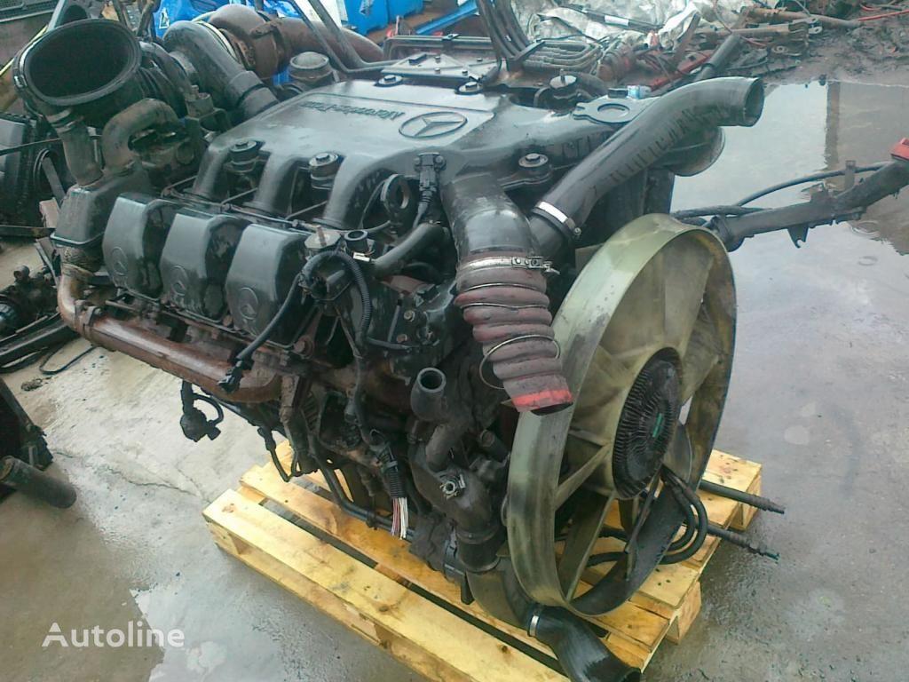 двигатель MERCEDES-BENZ для грузовика MERCEDES-BENZ OM 501 LA V6 glowica blok pompa