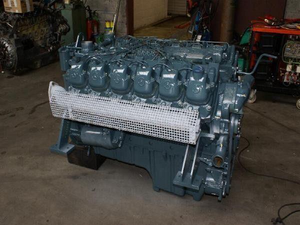 двигатель для другой спецтехники MERCEDES-BENZ OM 404