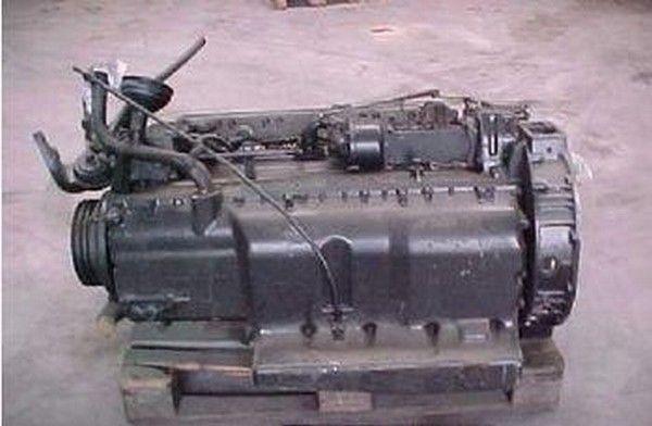 двигатель для другой спецтехники MERCEDES-BENZ OM 407