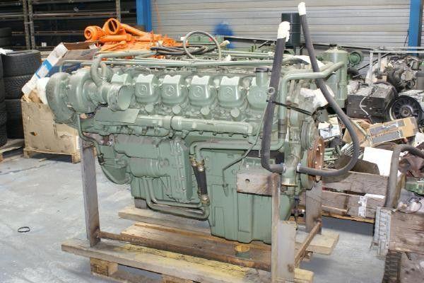 двигатель для другой спецтехники MERCEDES-BENZ OM 424 A