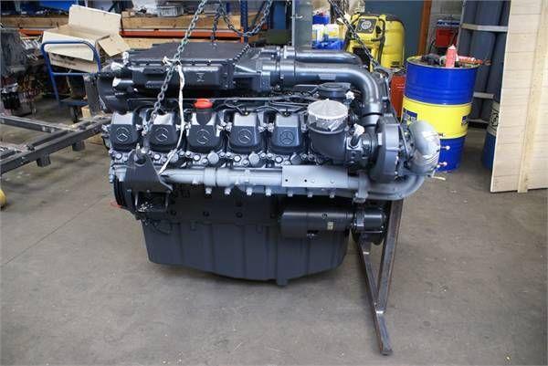 двигатель MERCEDES-BENZ OM444LA для грузовика MERCEDES-BENZ OM444LA