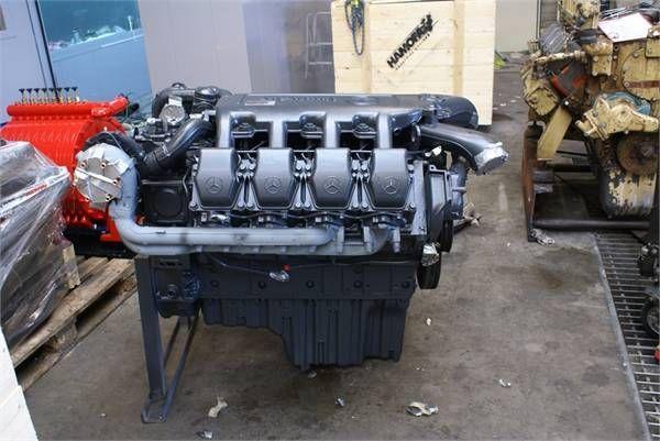 двигатель MERCEDES-BENZ OM542LA для другой спецтехники MERCEDES-BENZ OM542LA