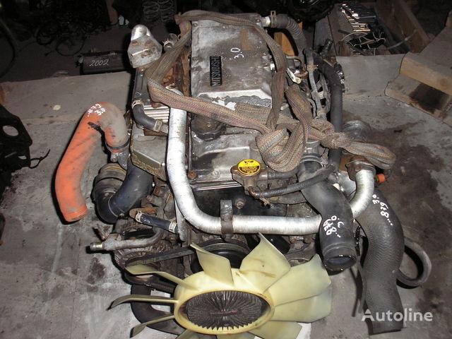 двигатель MITSUBISHI 4M40-4d31-4d34 для грузовика MITSUBISHI canter
