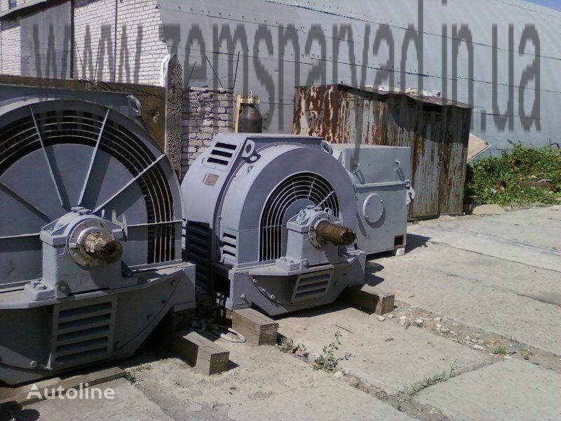 двигатель НСС для земснаряда НСС Электродвигателя для земснарядов
