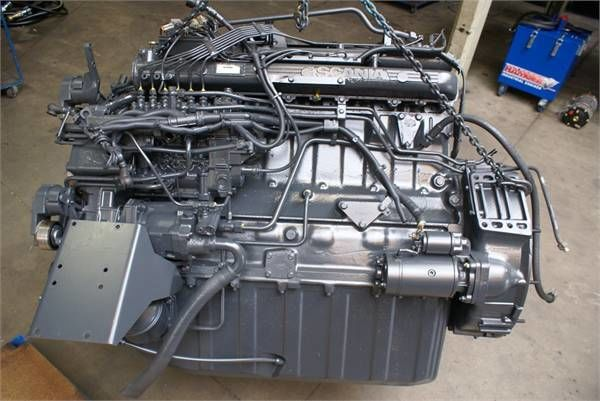 двигатель для другой спецтехники SCANIA DC9.05