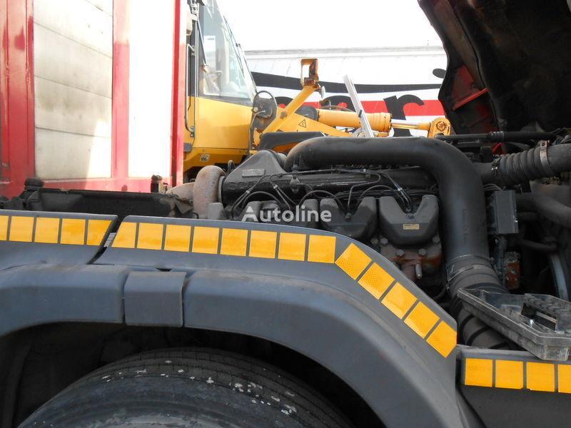 двигатель  DSC 1415 L02 SCANIA 144 DSC1415L02 V8 PS 460/530 для грузовика SCANIA Mod 144 PS 460/530