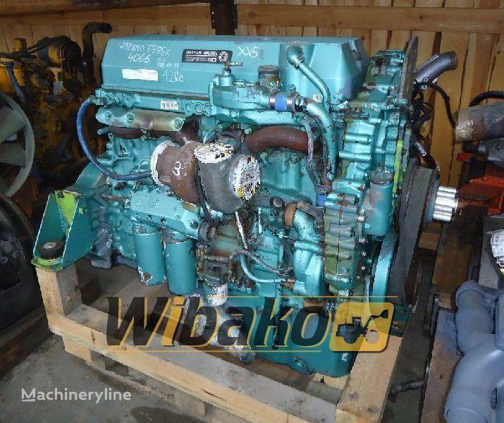двигатель  Engine Detroit diesel SERIES 60 (SERIES60) для экскаватора SERIES 60