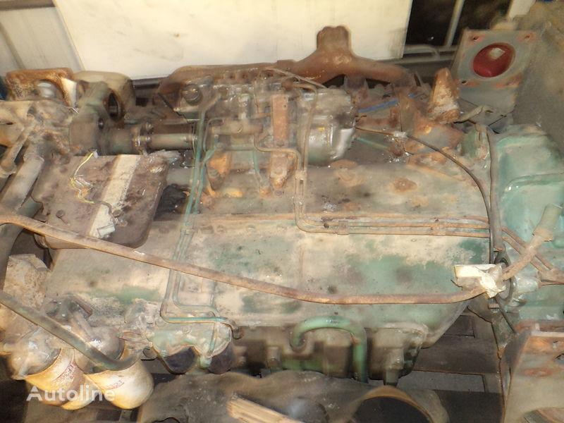 двигатель  Volvo 102 B10M для автобуса VOLVO B10M