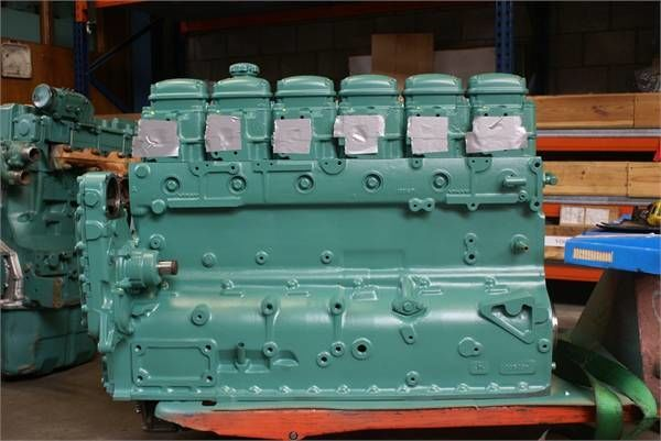 двигатель VOLVO D10 BADE2 для автобуса VOLVO D10 BADE2
