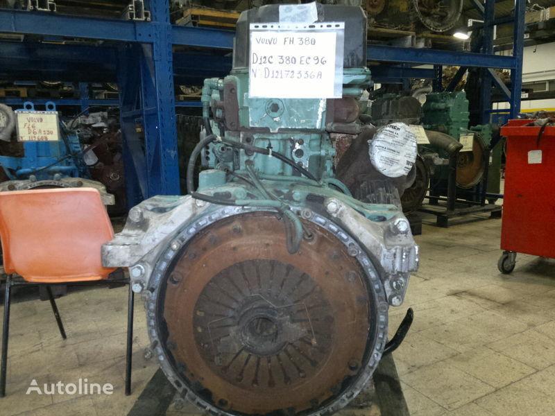 двигатель VOLVO D12C D12C-380HP для грузовика VOLVO FH12 / L180