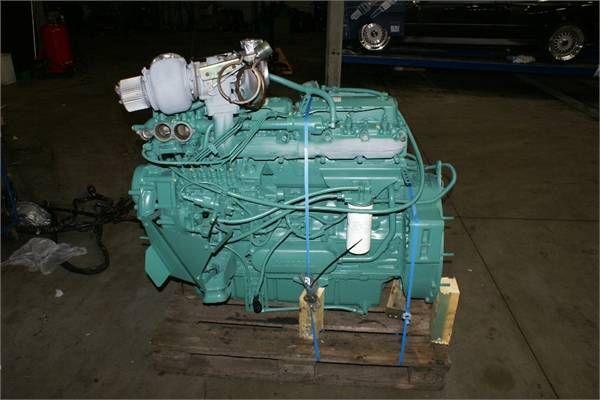двигатель для другой спецтехники VOLVO D7C