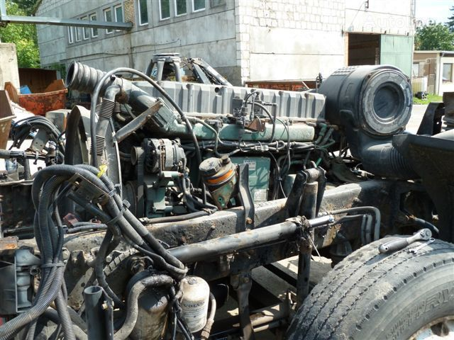 двигатель  Volvo D12A для VOLVO FH12