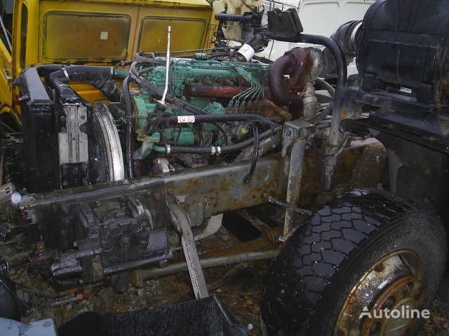 двигатель  Volvo TD63ES для грузовика VOLVO FL 614