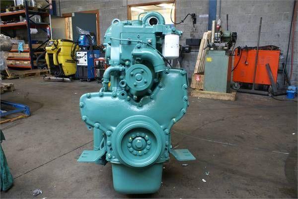 двигатель для другой спецтехники VOLVO TD100G