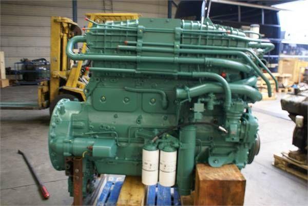 двигатель VOLVO TD122KAE для другой спецтехники VOLVO TD122KAE