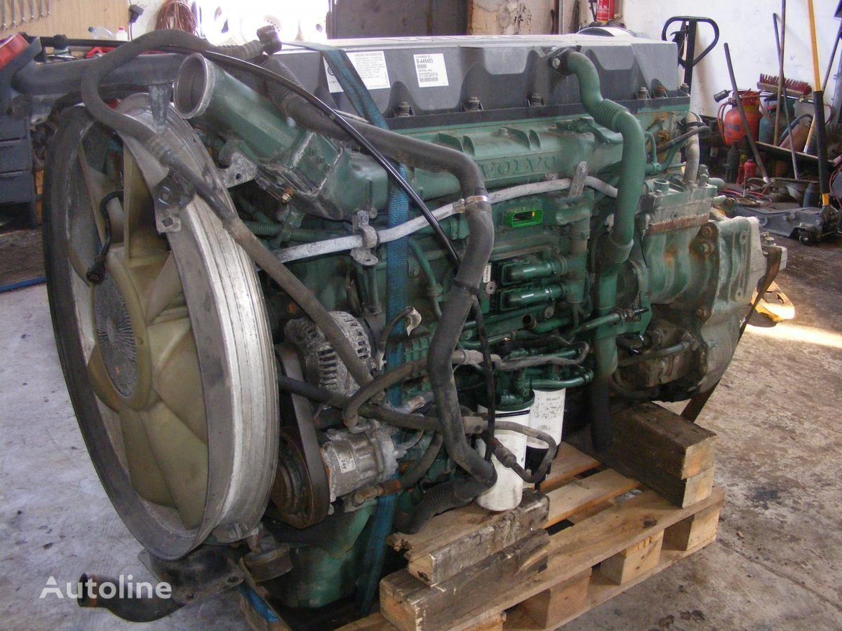 двигатель VOLVO motor D13A 400/440/480 EURO 5 для грузовика VOLVO motor D13A 400/440/480 EURO 5