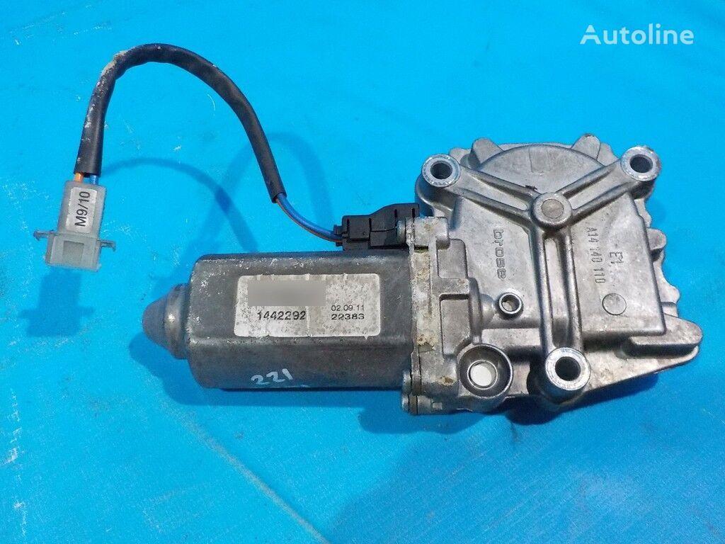 электростеклоподъемник  Электрический моторчик стеклоподъемника LH Scania для грузовика