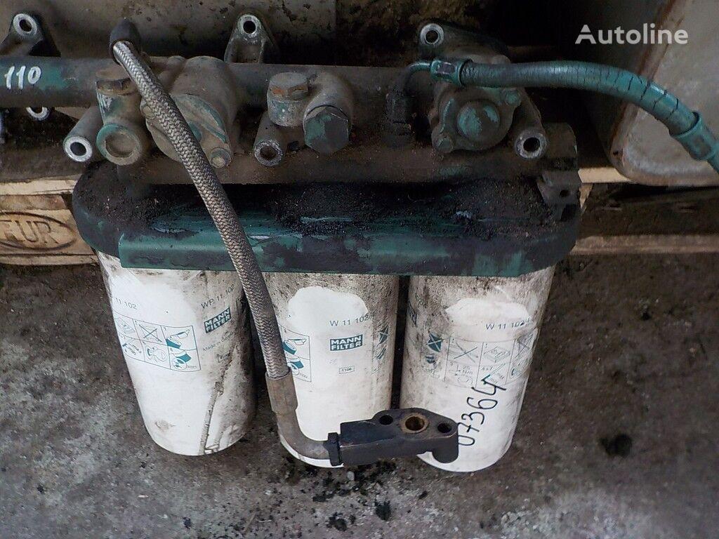 фильтр масляный для грузовика VOLVO