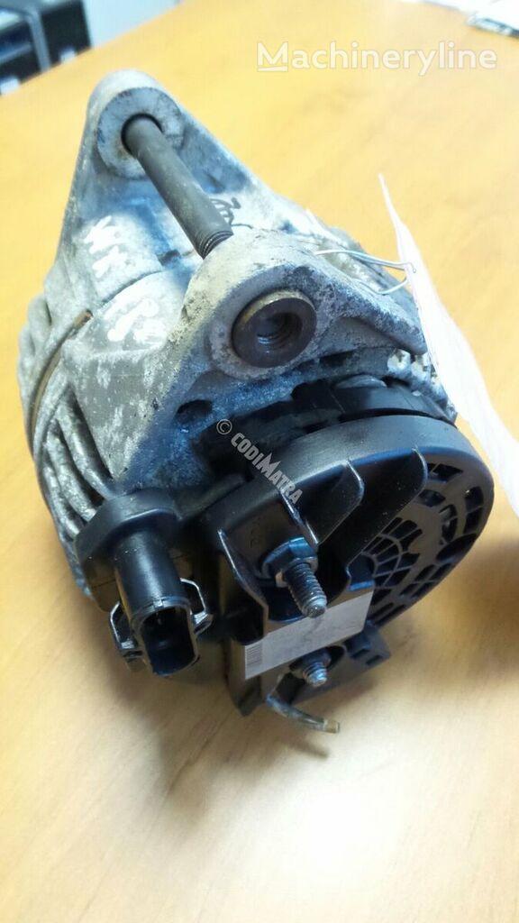 генератор CASE для экскаватора CASE WX150