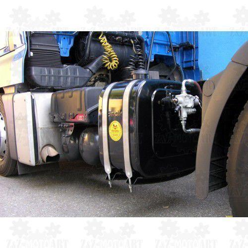 новый гидравлический бак с боковым креплением для грузовика