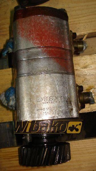 гидравлический насос Hydraulic pump Bosch 0510565317 1517222364 (05105653171517222364 для бульдозера 0510565317 1517222364
