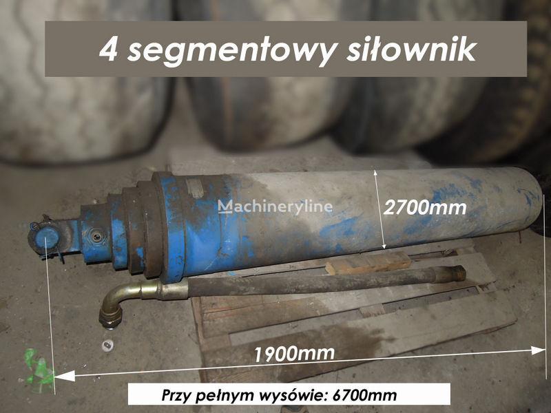 гидроцилиндр для коммунальной техники