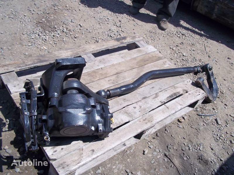 новый гидроусилитель MAN для тягача MAN TGA