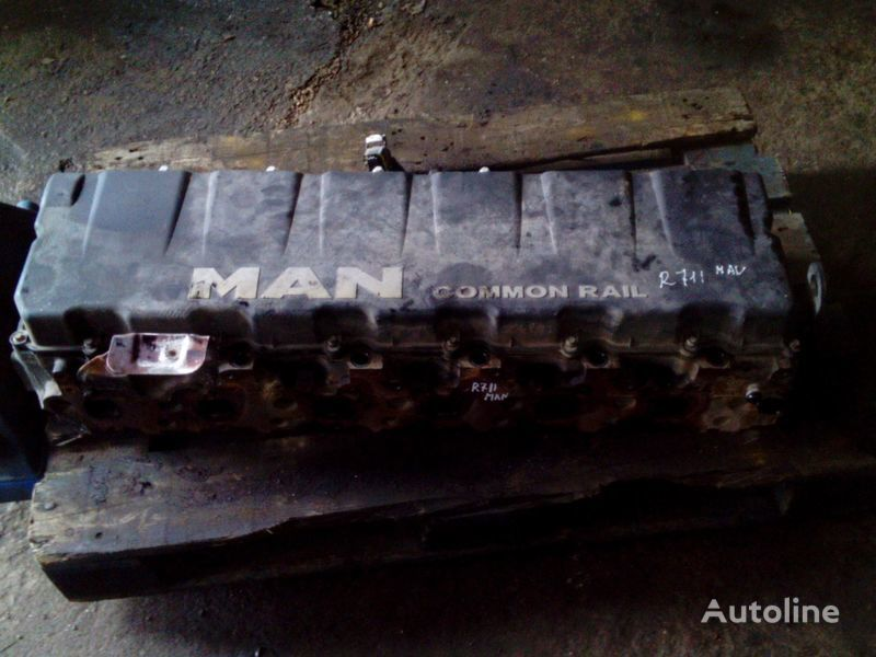 головка блока цилиндров  MAN для тягача MAN TGA