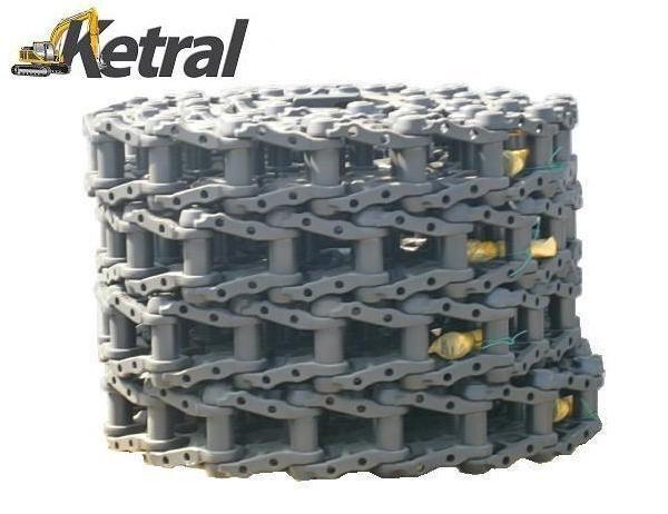 гусеница  DCF Chain - Ketten - Łańcuch для экскаватора KOMATSU PC210-6