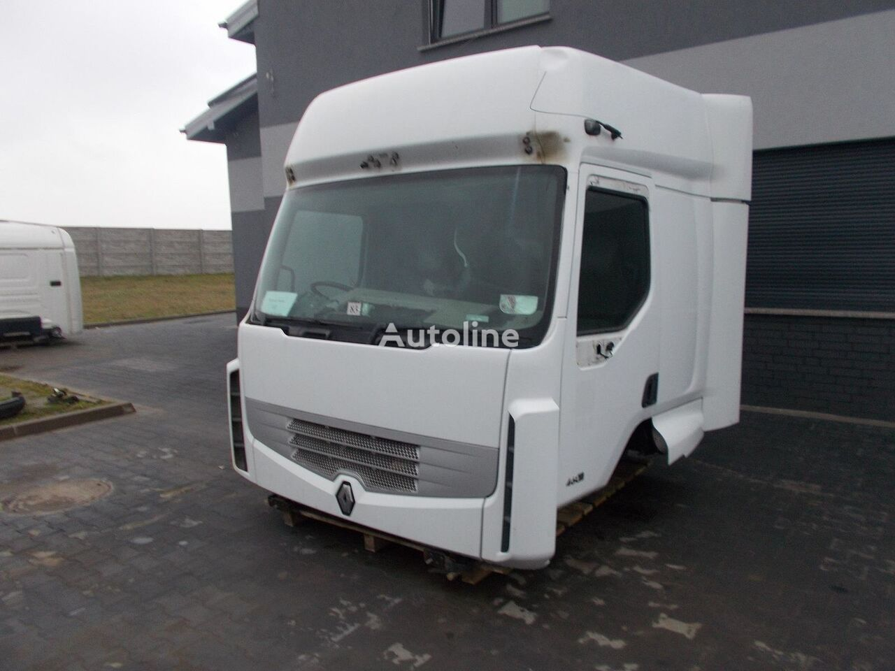 кабина для грузовика RENAULT Premium 460 DXI