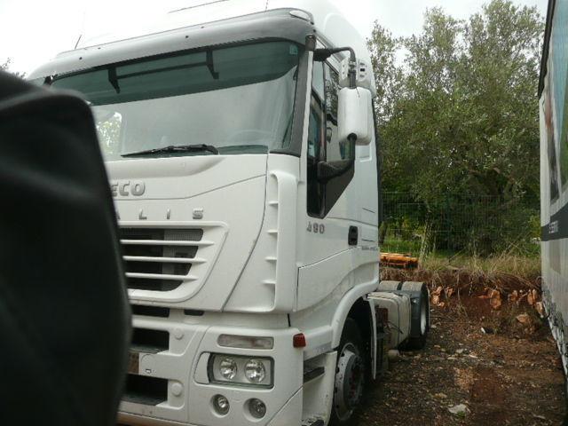 кабина для грузовика IVECO Stralis AS440S48T/P BJ. 2006