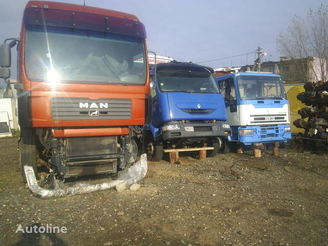 кабина MAN для грузовика MAN TGA 18.460