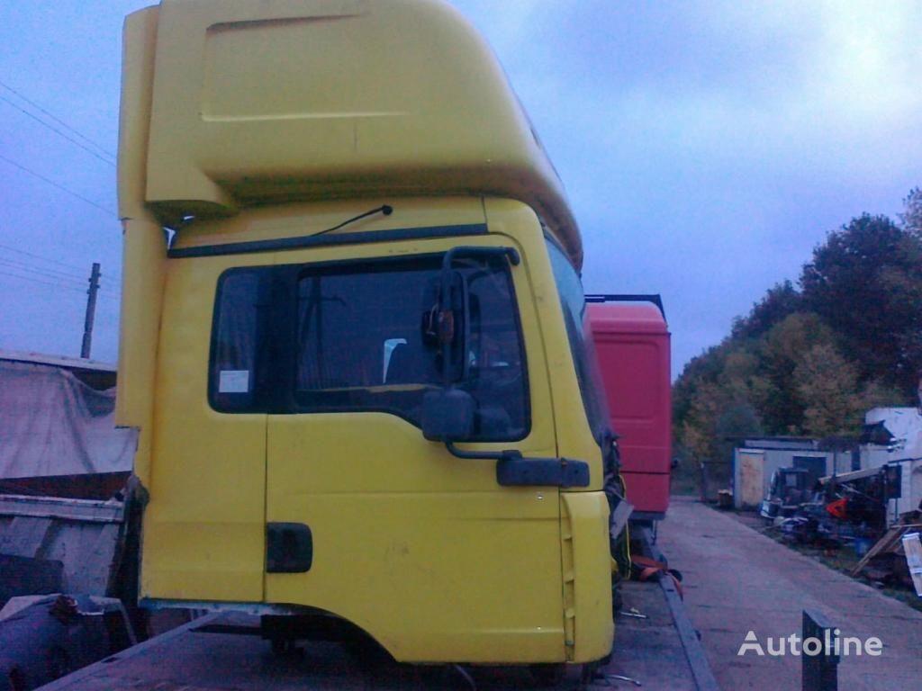 кабина MAN для грузовика MAN TGA sypialna dzienna 8000 zl