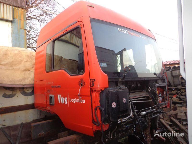 кабина для грузовика MAN TGA