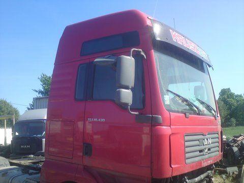кабина для грузовика MAN TGA XXL szeroka 5500 zl. netto