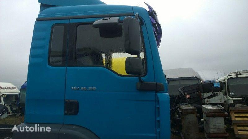 кабина для тягача MAN TGA budowlana dzienna - 21000 zl. netto