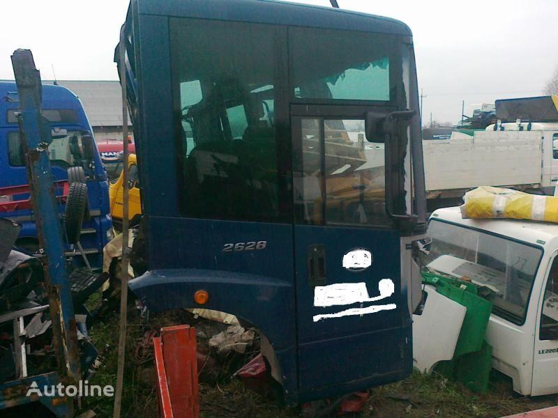 кабина MERCEDES-BENZ для грузовика MERCEDES-BENZ ECONIC drzwi konsola netto 1000 zl