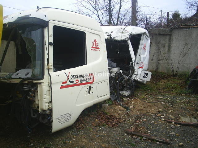 кабина для грузовика SCANIA 124