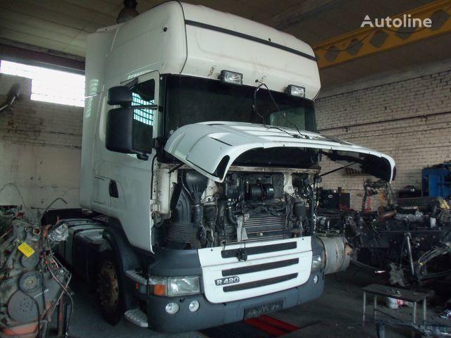 кабина для грузовика SCANIA R