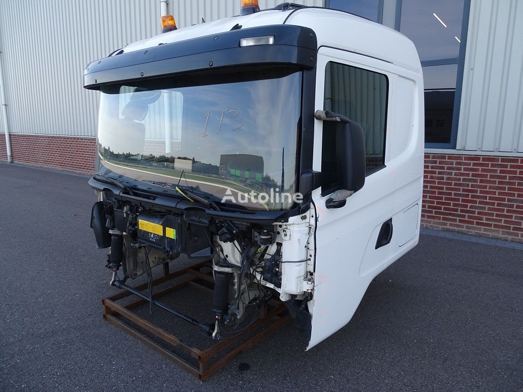 кабина для тягача SCANIA SC-R CR-19 SLAAPCAB