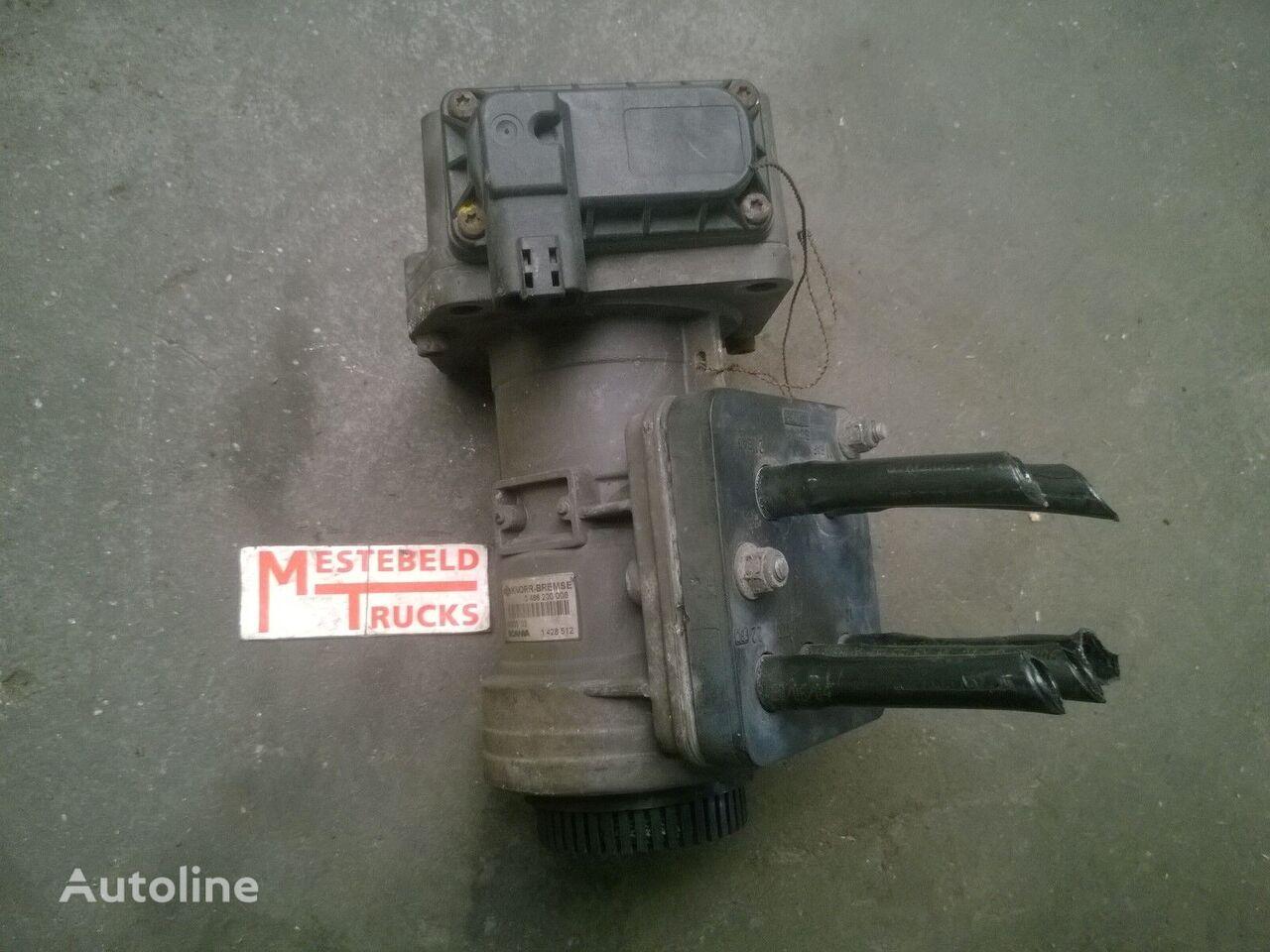 клапан SCANIA для тягача SCANIA Voetremventiel 4-serie