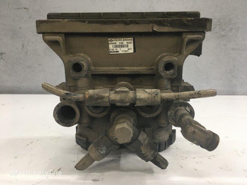 клапан SCANIA EBS Drukregelventiel R440 для другой спецтехники SCANIA EBS Drukregelventiel R440