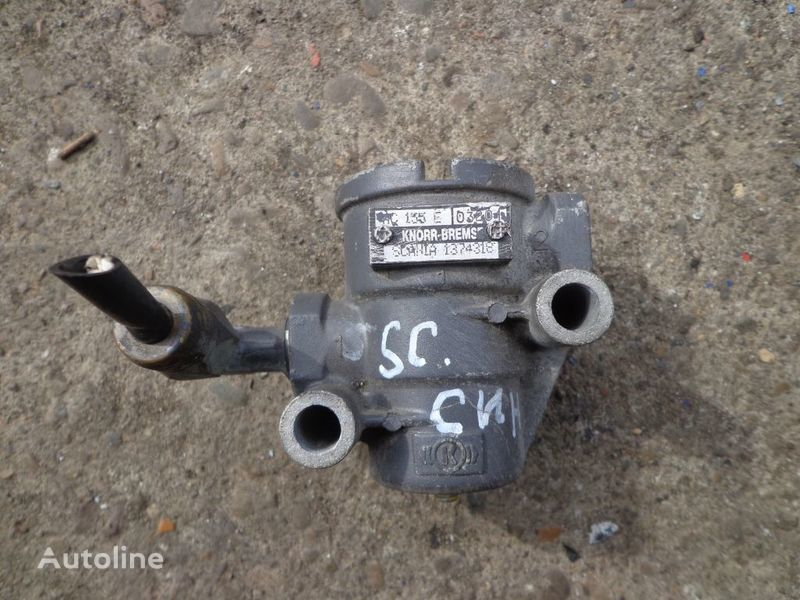 клапан SCANIA Knorr-Bremse для тягача SCANIA 124, 114, 94