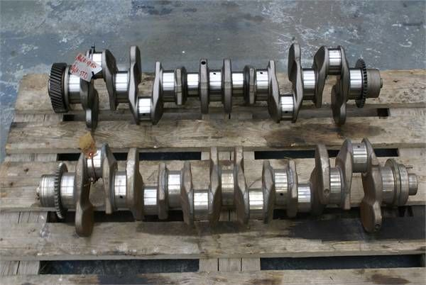 коленвал MERCEDES-BENZ OM906CRANKSHAFT для другой спецтехники MERCEDES-BENZ OM906CRANKSHAFT