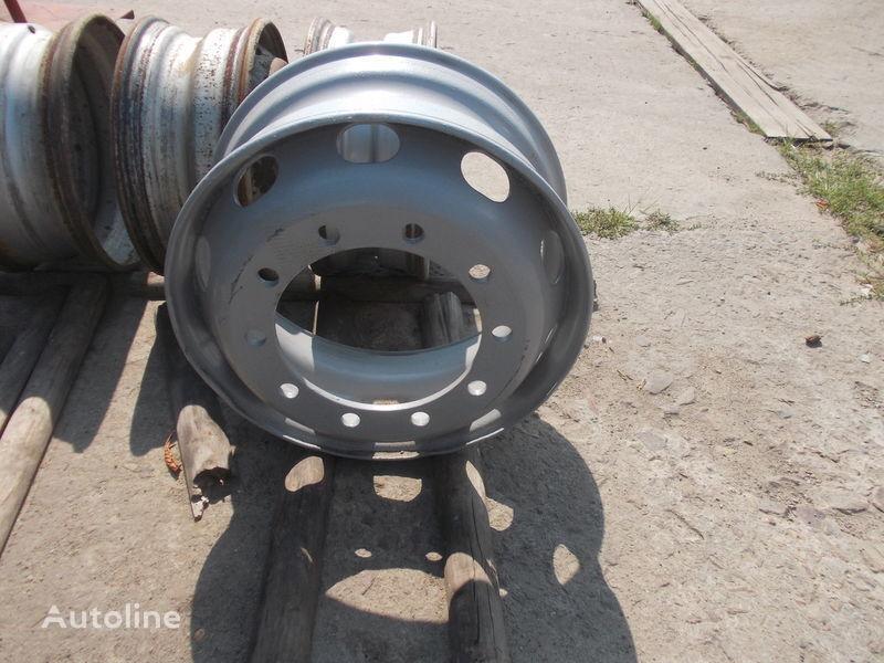 колесный диск  9х22,5 для тягача