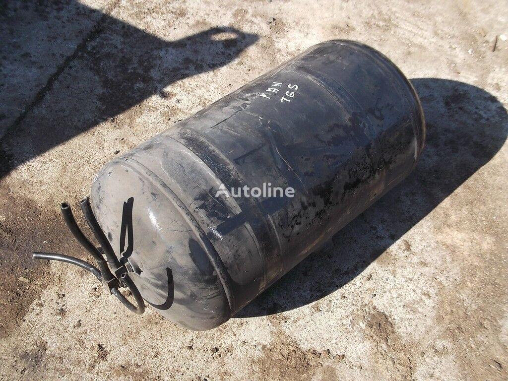 корпус воздушного фильтра  Воздушный рессивер MAN Алюминиевый. для грузовика