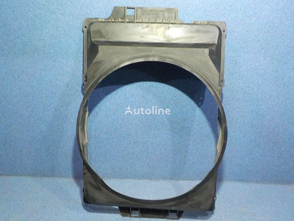 кожух вентилятора  Диффузор вентилятора для грузовика RENAULT